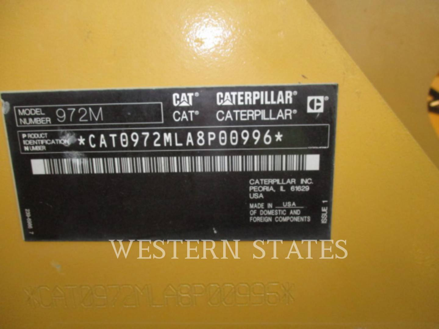 2016 CATERPILLAR 972M image14