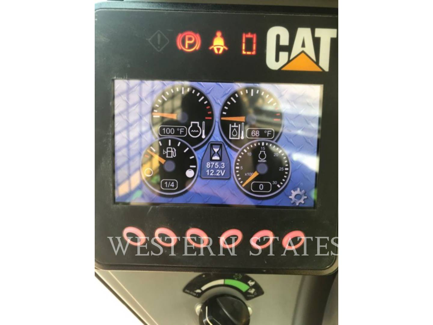 2015 CATERPILLAR 242D image6