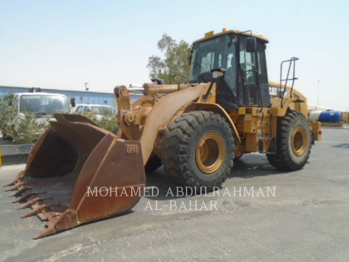 Model # 950H - skid steer loaders