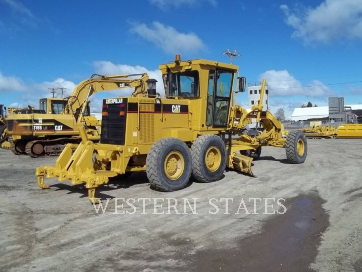 1997 CATERPILLAR 140HNA image3