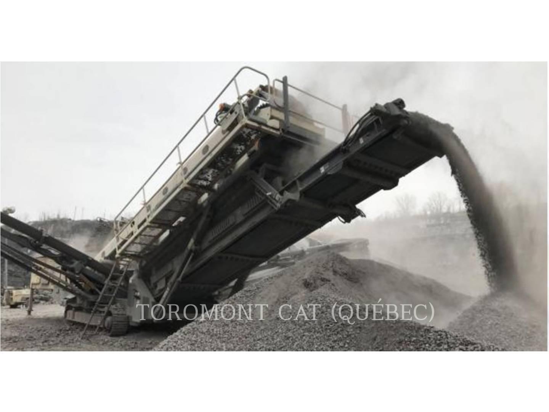 Used Heavy Equipment - Used Crushers and Screens   Toromont Cat