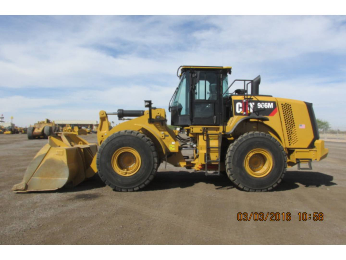 Used 2015 Caterpillar 966m For Sale Whayne Cat