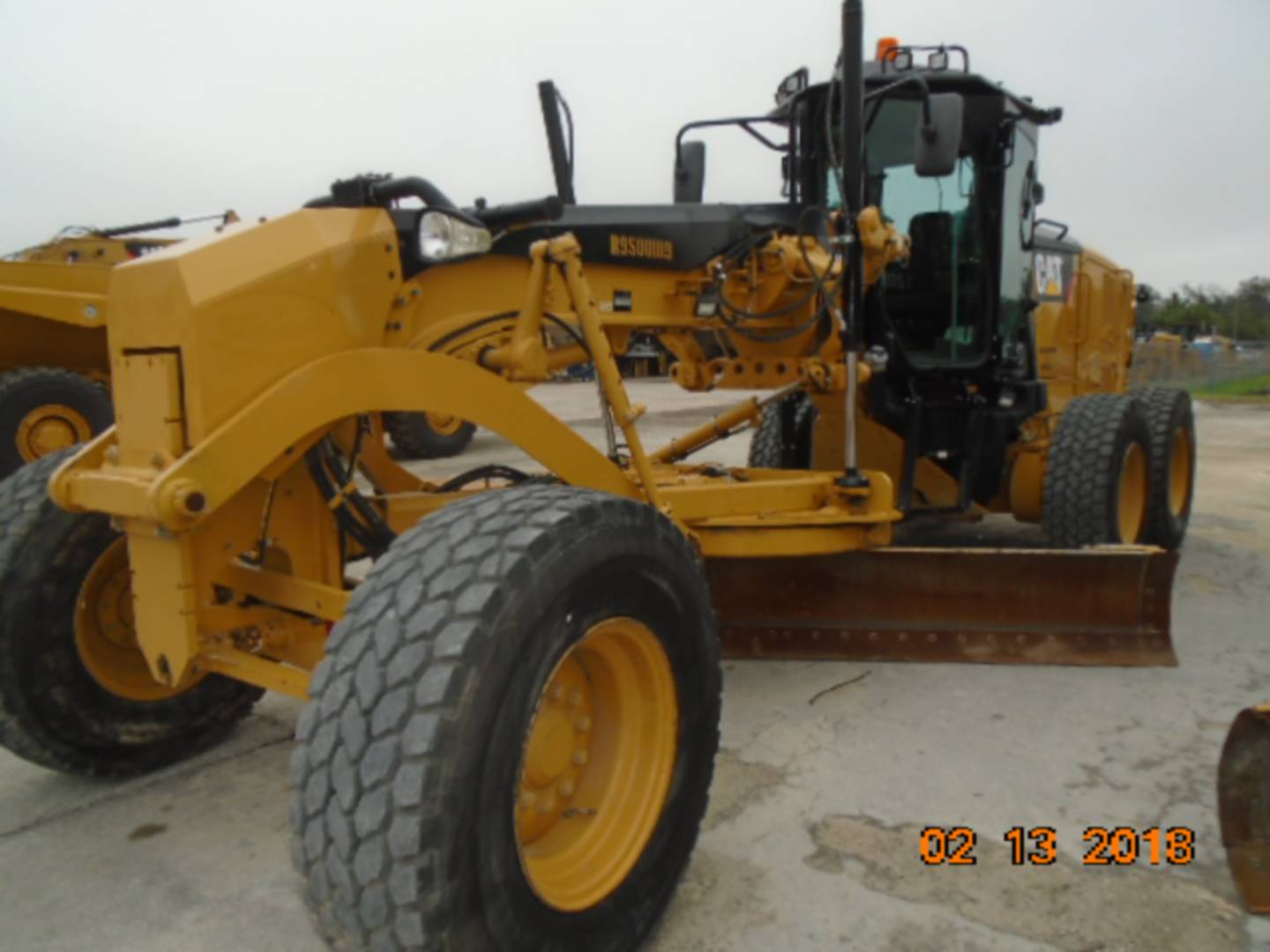 Whayne Walker Cat | New 18M3 Motor Grader for Sale - Whayne
