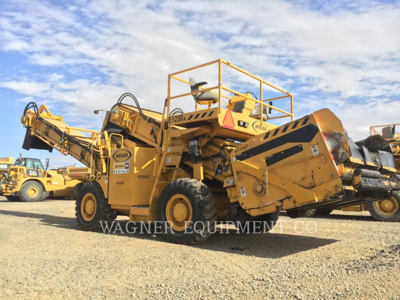 Wireline Field Operator Grand Junction Co: Used WEILER ASPHALT PAVERS 2,014 E1250A For Sale Located
