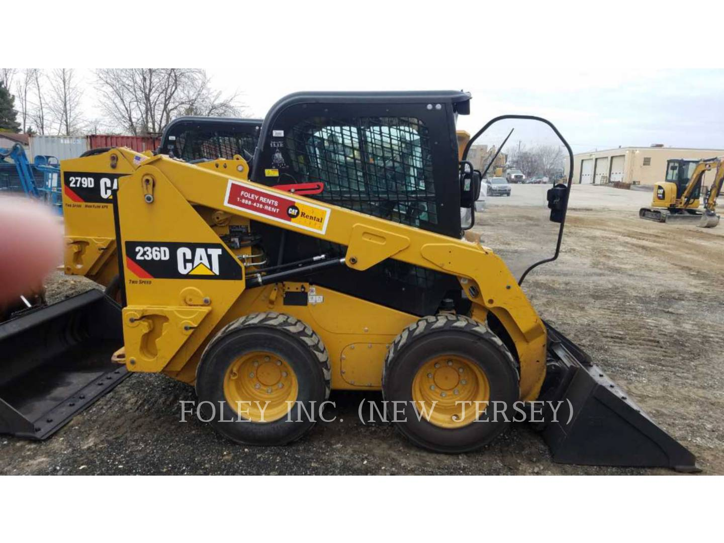 Used Skid Steer Loaders for Sale in NJ, PA, DE and Staten