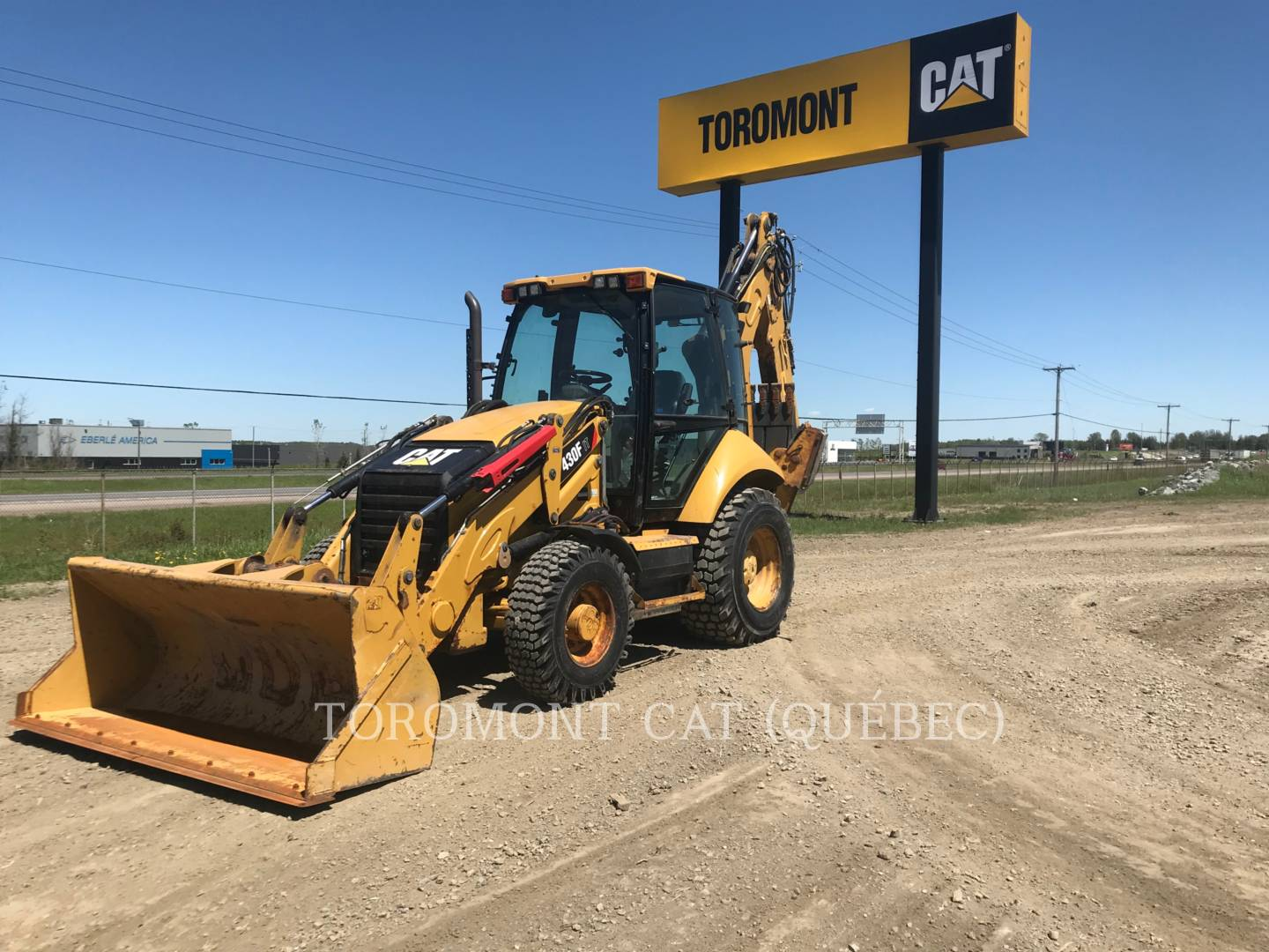 2014 CATERPILLAR 430FIT