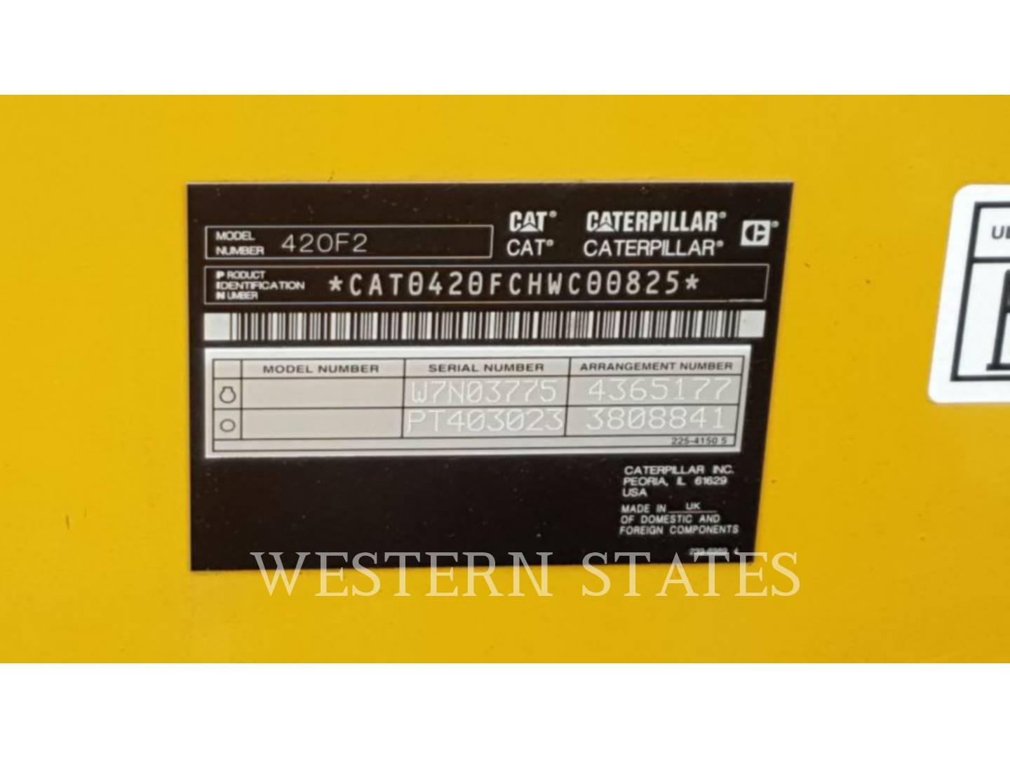 2015 CATERPILLAR 420F2ST image16