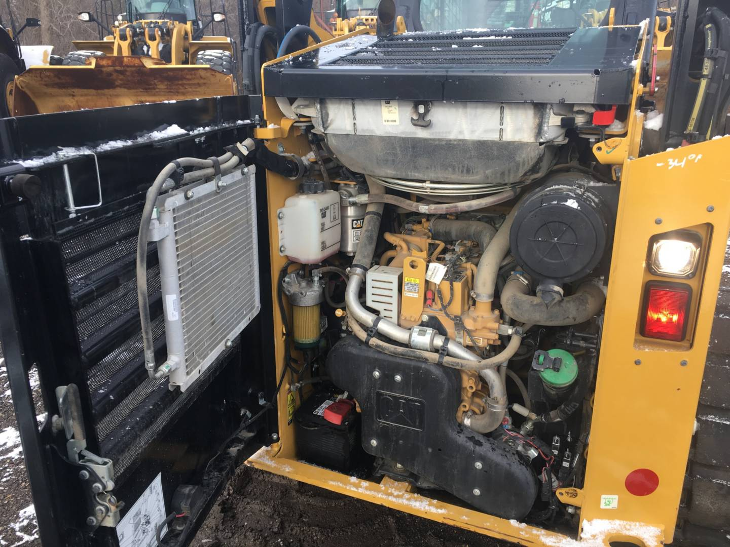 Used 2015 Caterpillar 259d For Sale Whayne Cat