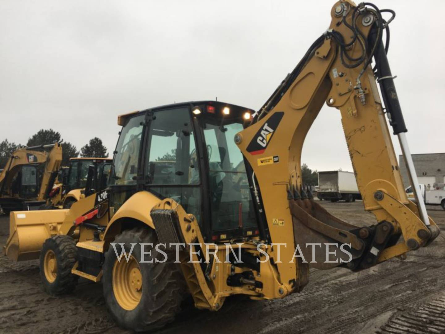 2014 CATERPILLAR 420FST image3
