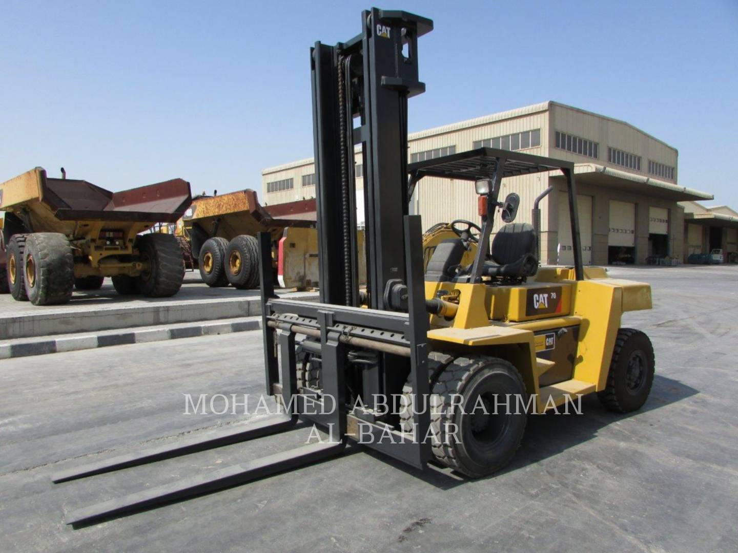 Model # DP70N - skid steer loaders