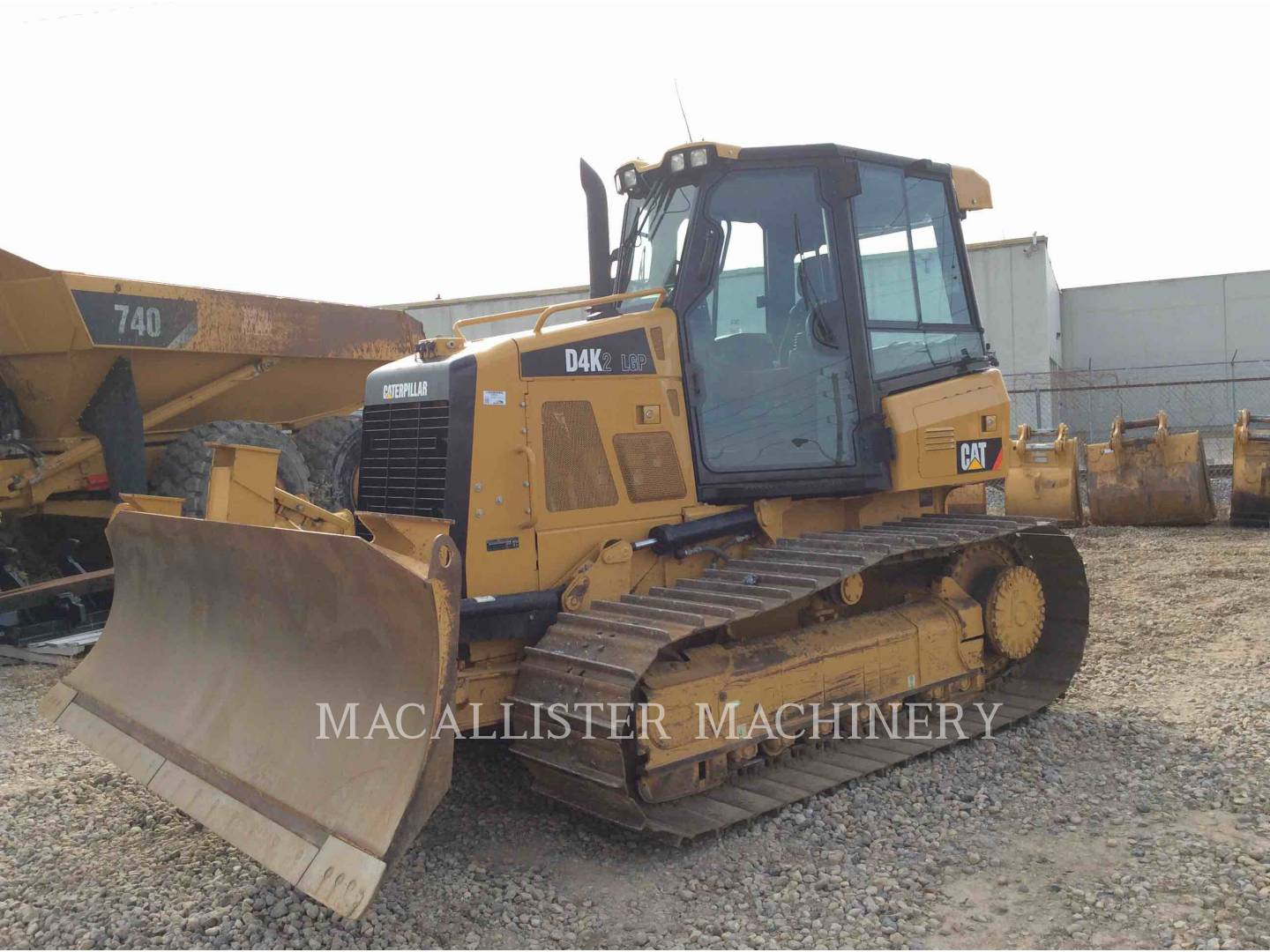 2015 caterpillar d4k ii for sale 9109338 from macallister machinery co inc 1706. Black Bedroom Furniture Sets. Home Design Ideas