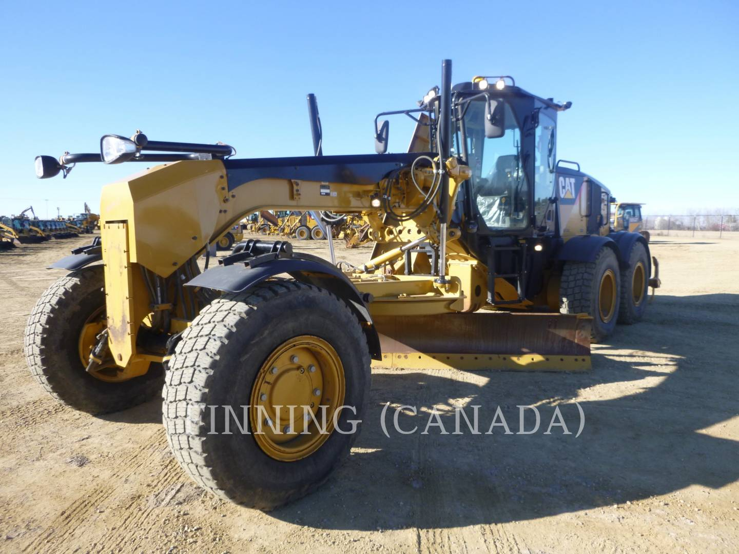 Used Motor Graders For Sale | Finning Cat