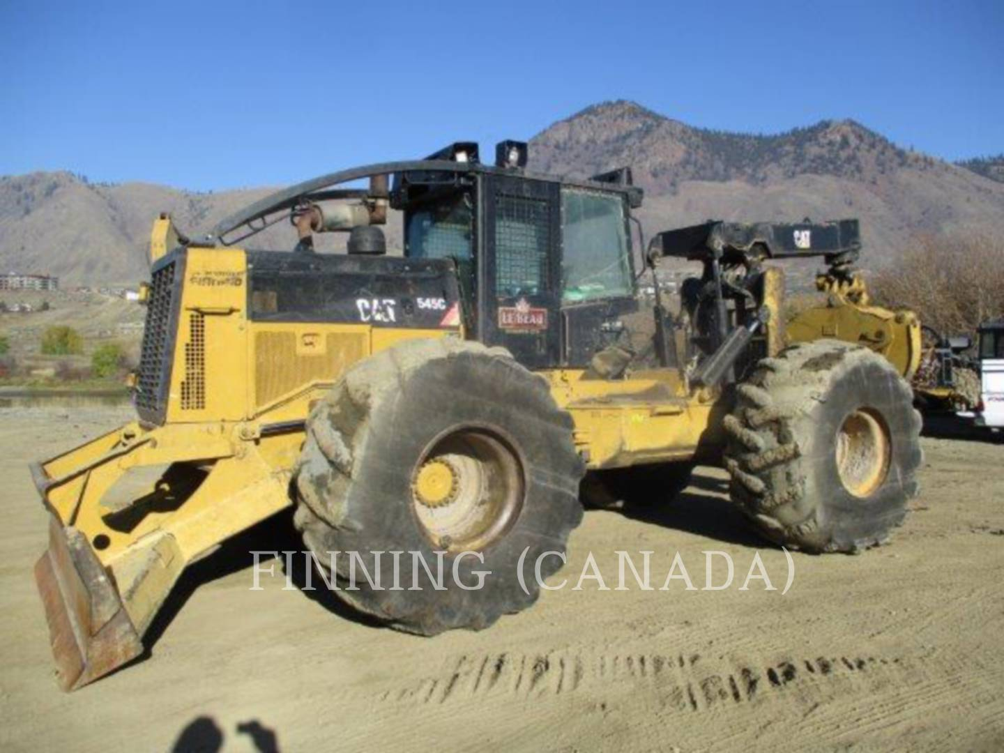 Used Skidders For Sale | Finning Cat
