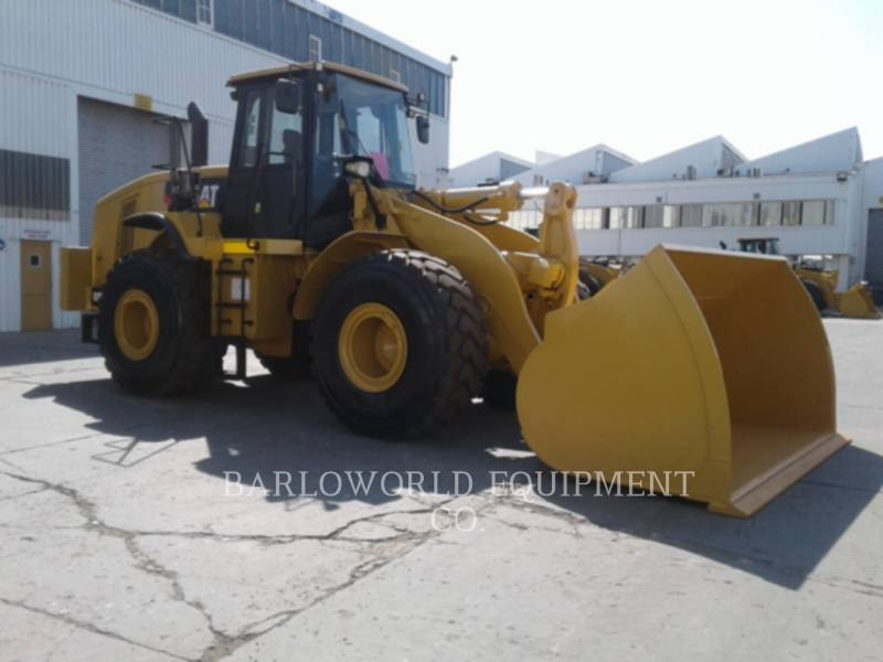 Used Caterpillar Wheel Loaders Integrated Toolcarriers