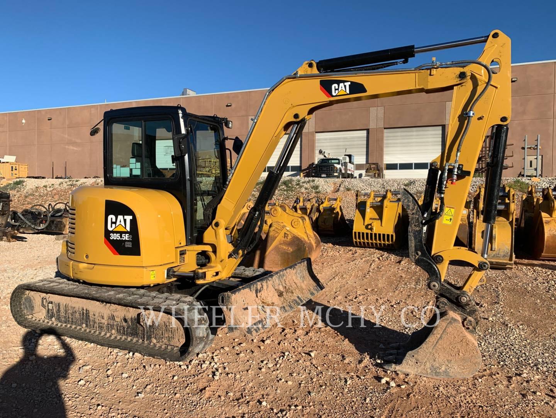 Used 2019 Caterpillar 305 5E2C3T for Sale | Wheeler