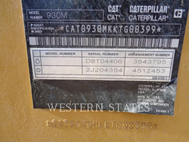 2015 CATERPILLAR 930M image15