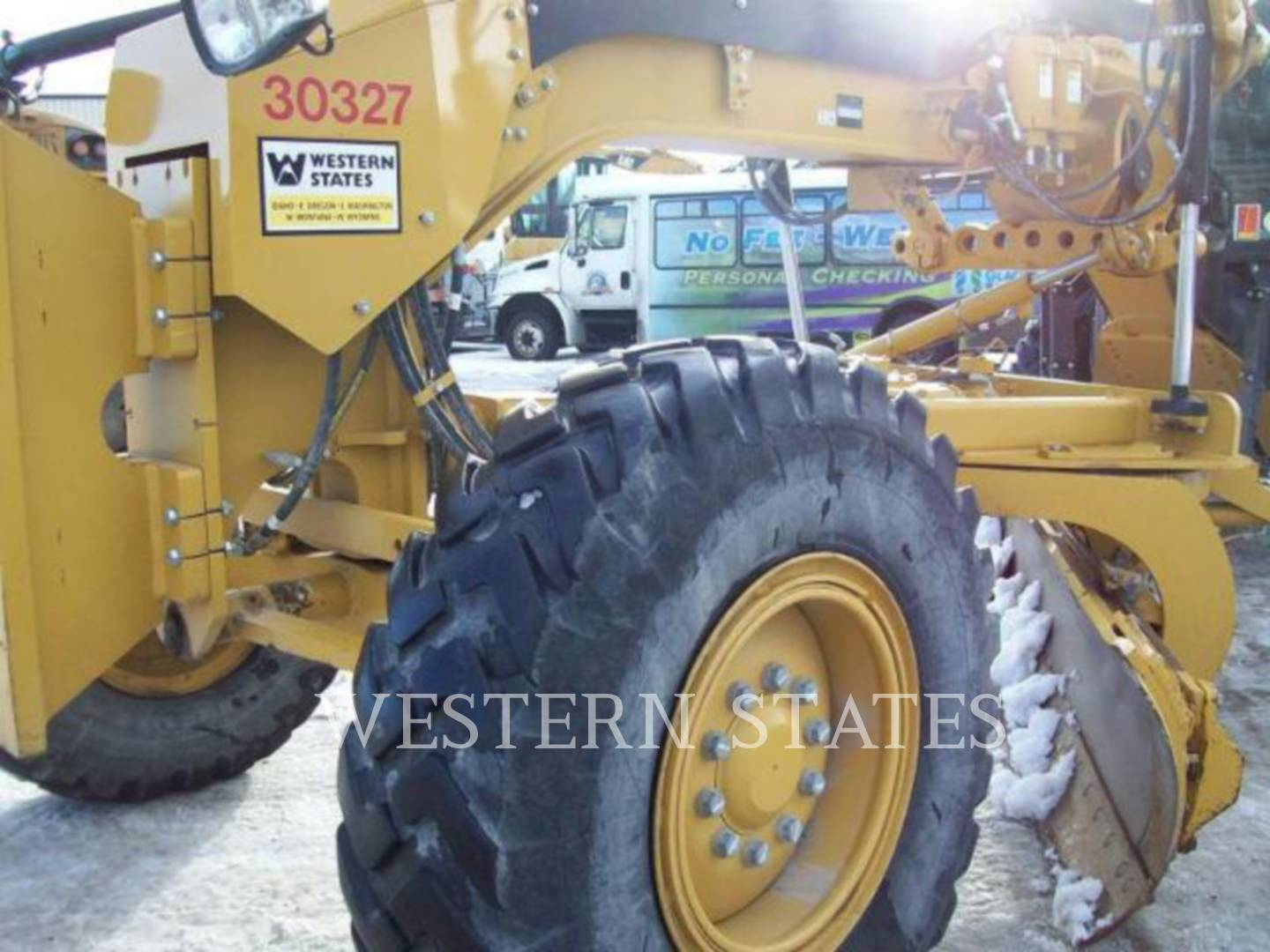2012 CATERPILLAR 140M2 image11