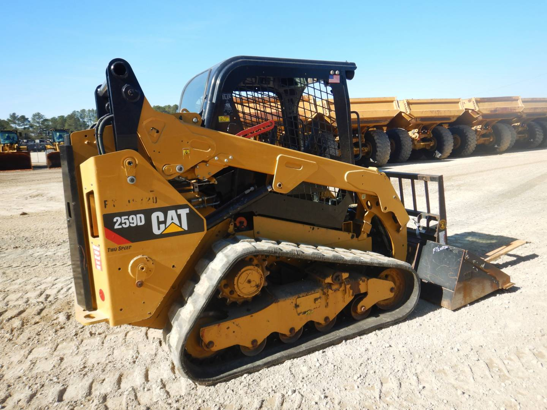 Whayne Walker Cat | Used 2015 Caterpillar 259 D for Sale