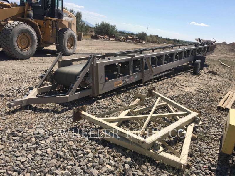 Used BALZER CONVEYORS 2,013 CON 30X50T for Sale located in Salt lake