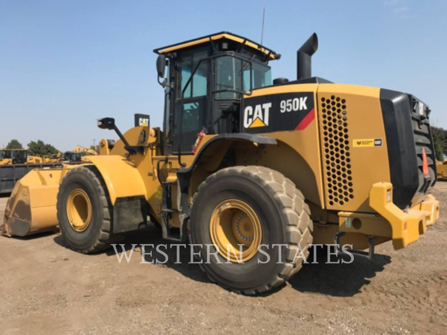 2013 CATERPILLAR 950K image2