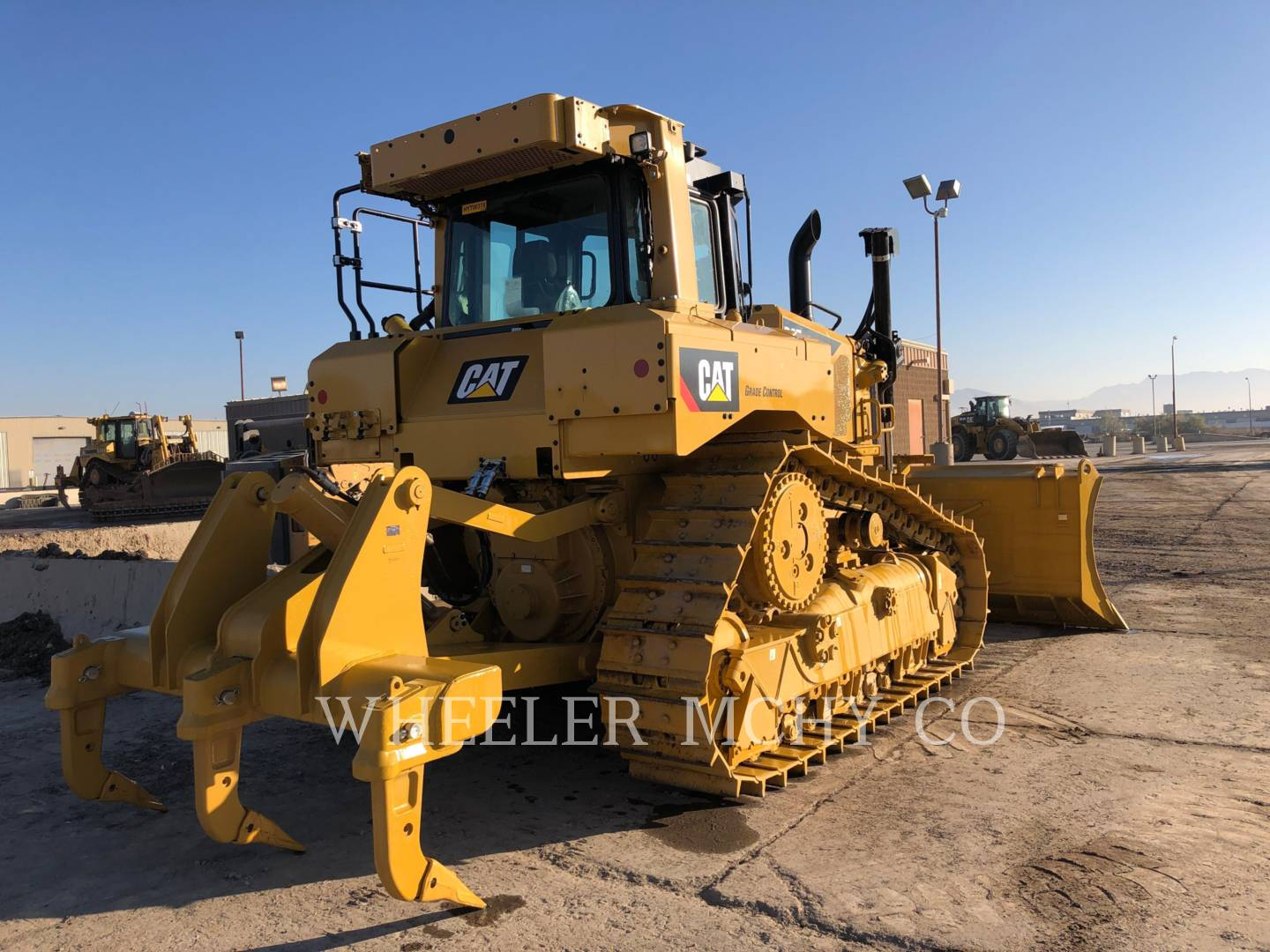 Used 2018 Caterpillar D6T XL PAT for Sale | Wheeler