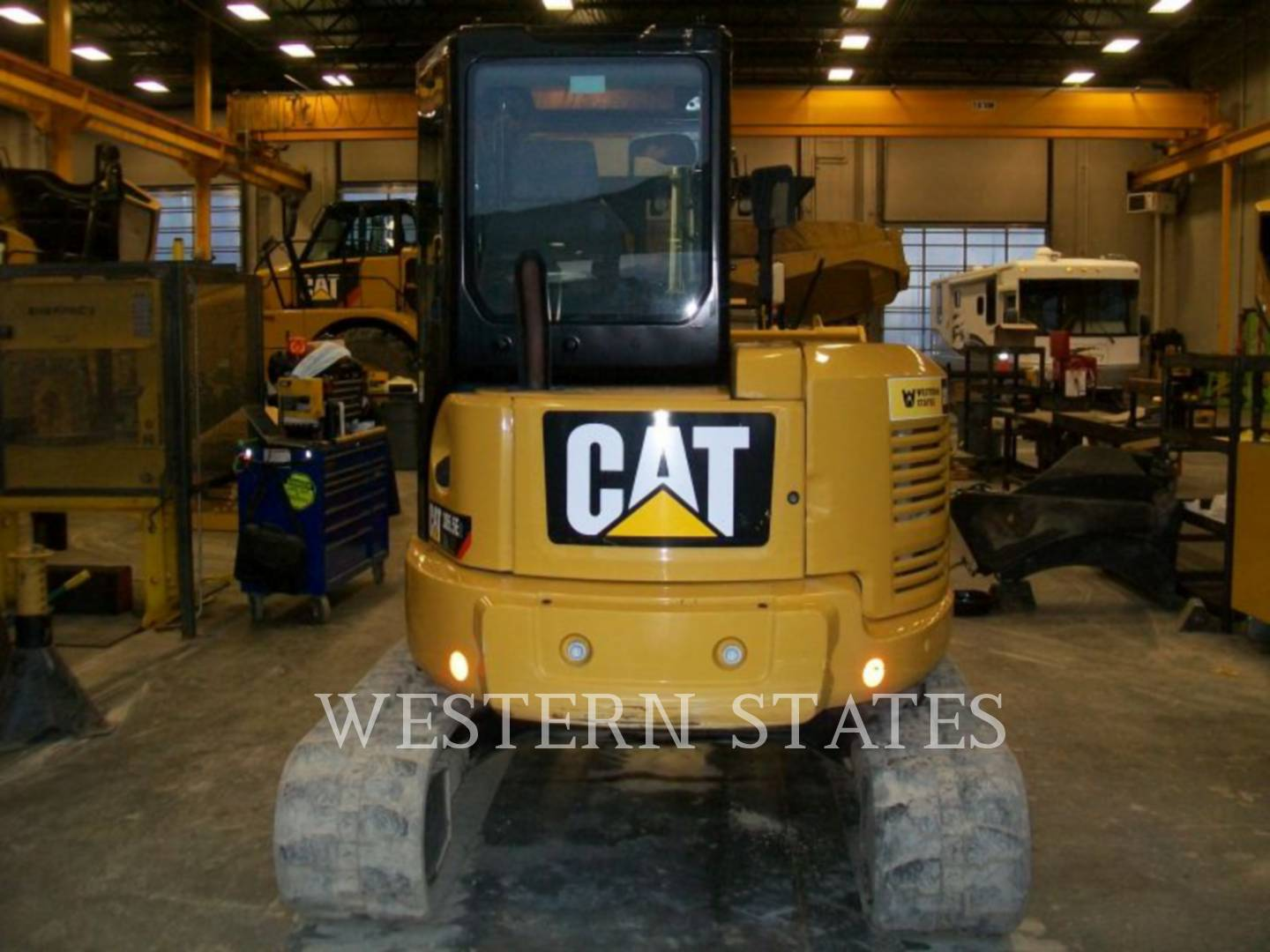 2015 CATERPILLAR 305.5E2CR image5