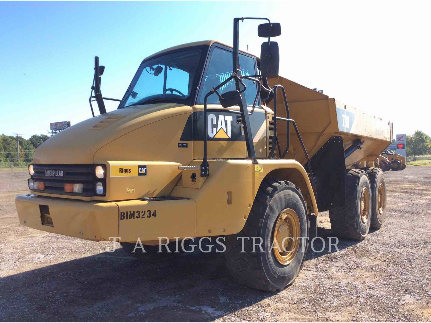used articulated trucks for sale arkansas riggs cat. Black Bedroom Furniture Sets. Home Design Ideas