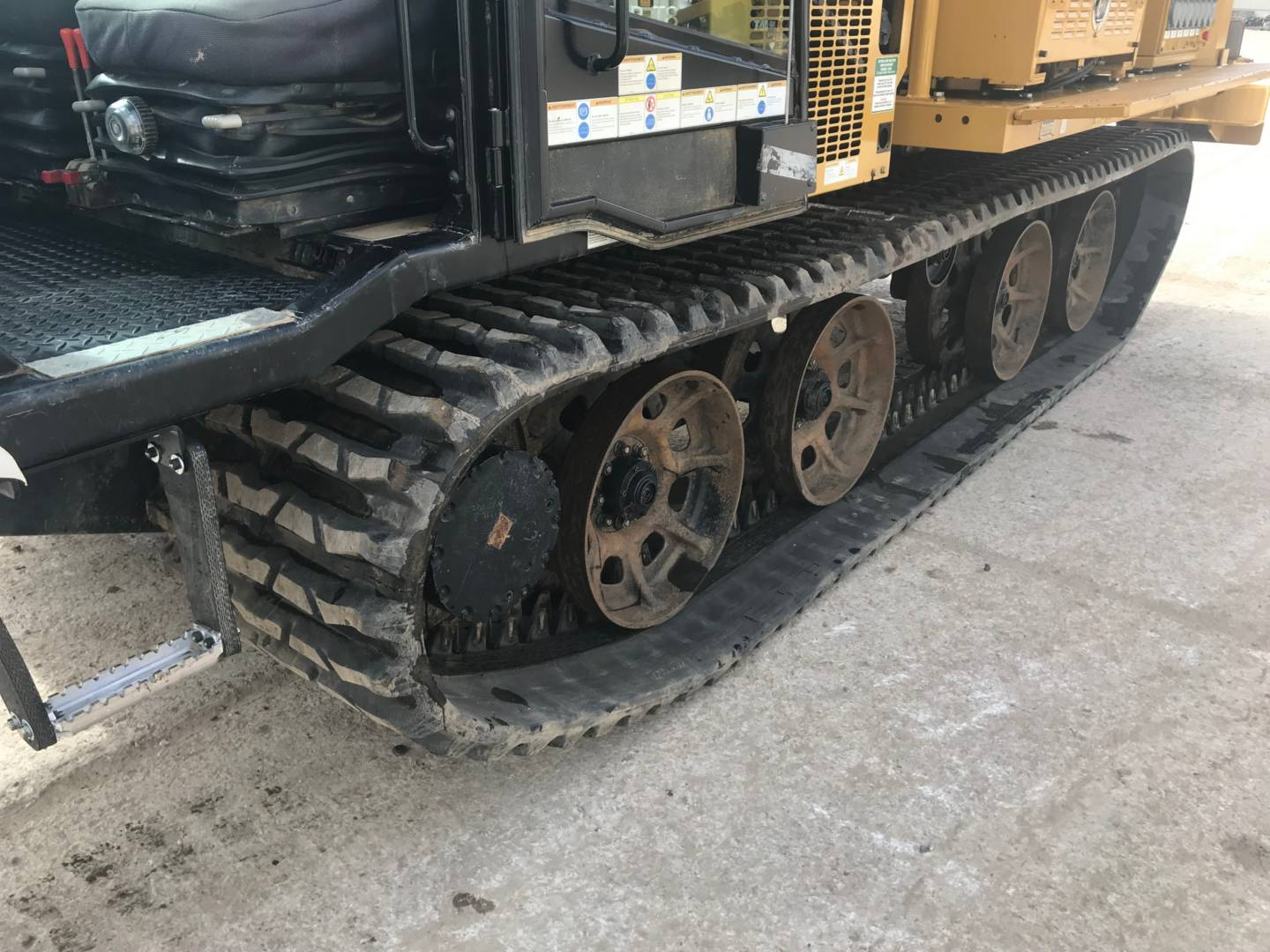Used 2014 Prinoth PANTHERT8 for Sale in NJ, PA, DE and Staten Island