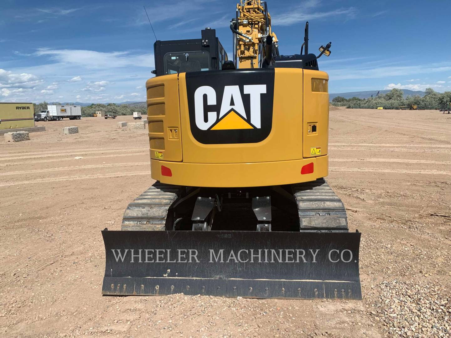 Used 2019 Caterpillar 315F CR CF for Sale | Wheeler Machinery Co.