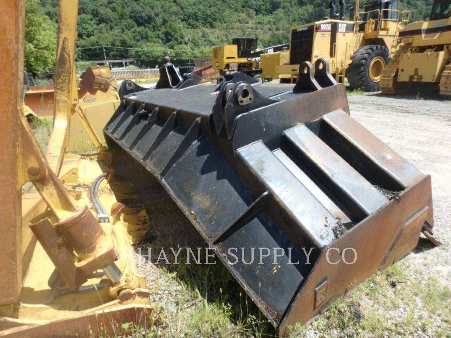 Used 1900 Cat Work Tools Serialized D8 U Coal Blade For