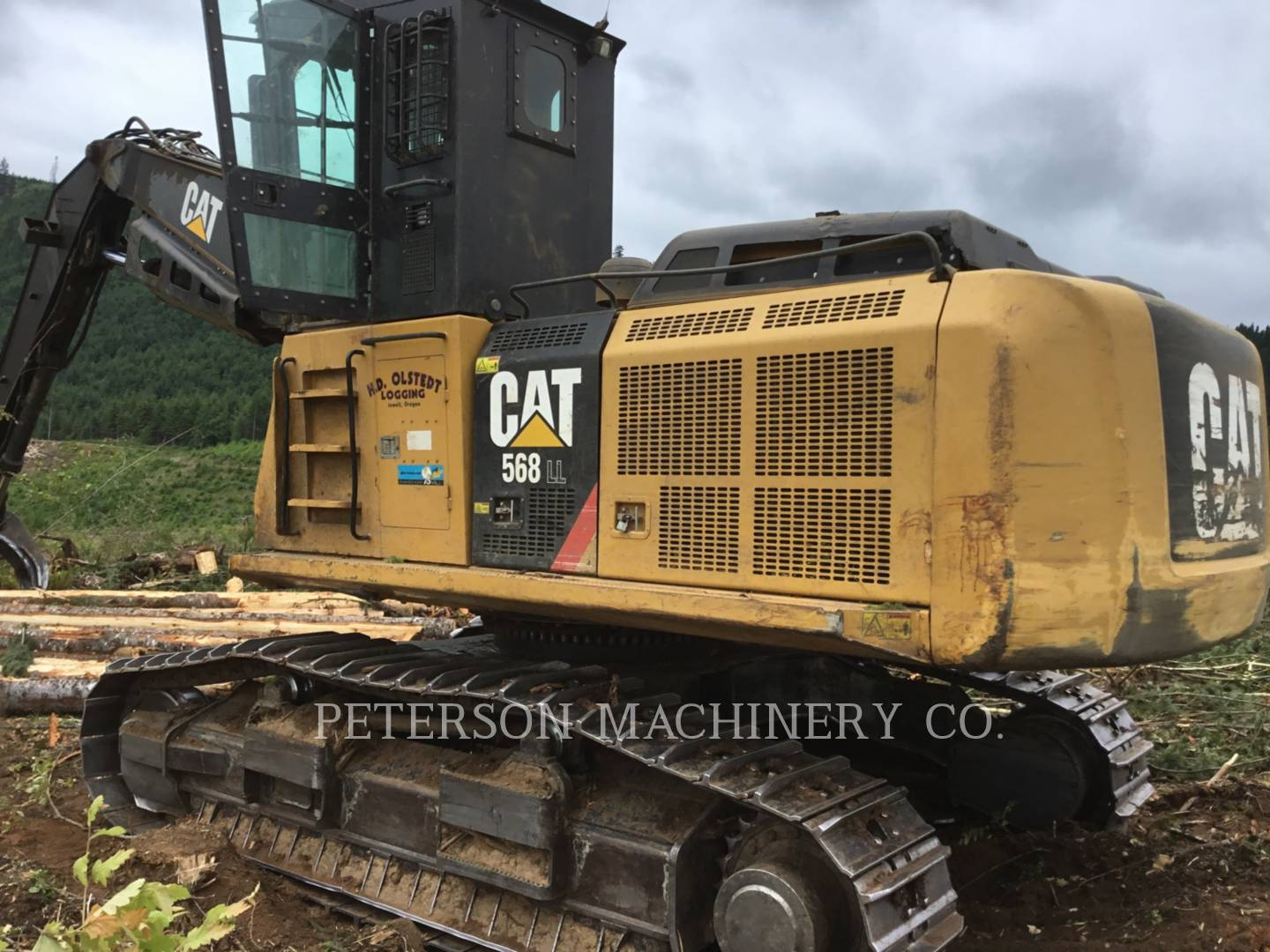 Log Loaders for Sale : Forestry Equipment Guide