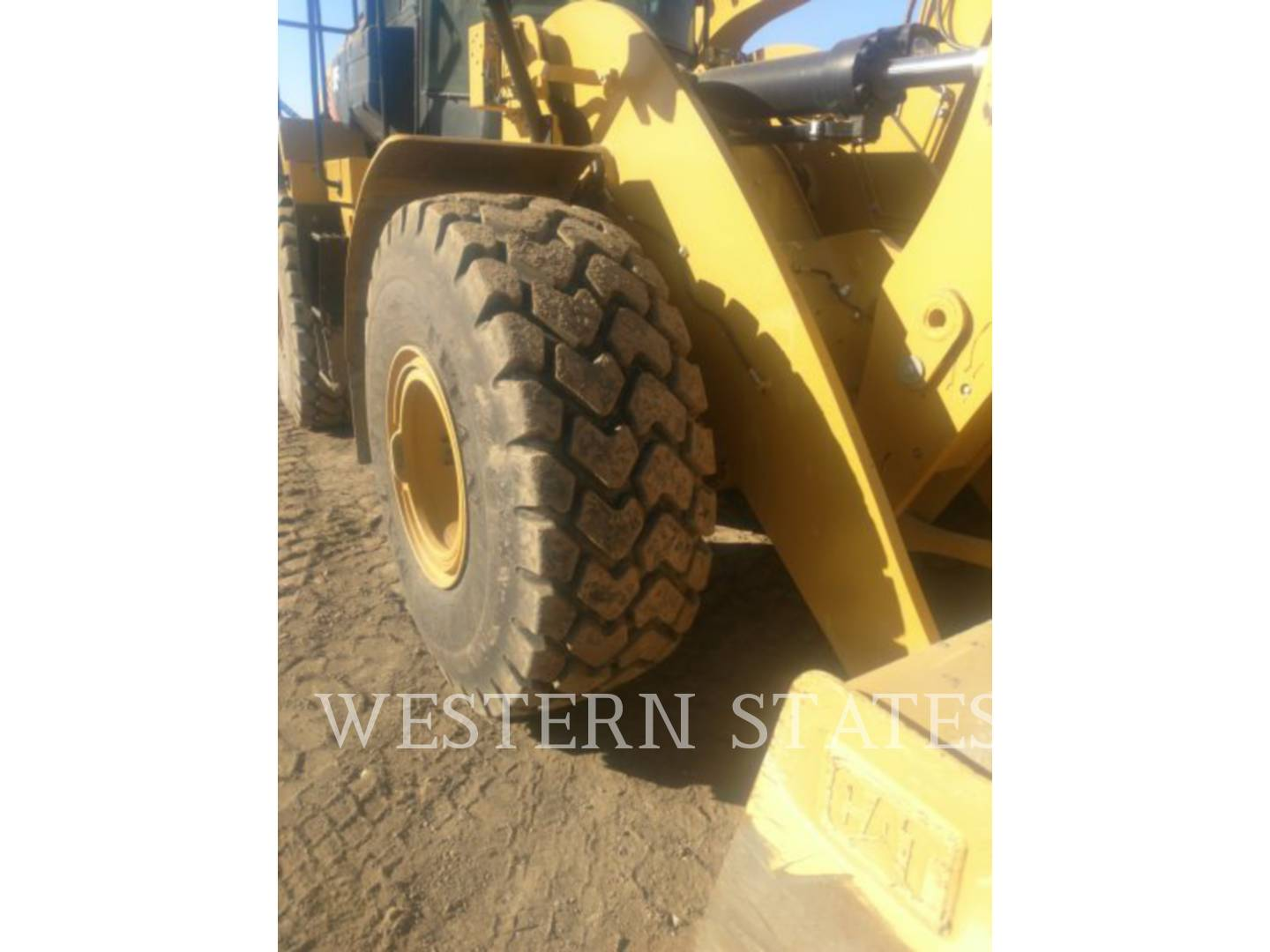2012 CATERPILLAR 950K image7