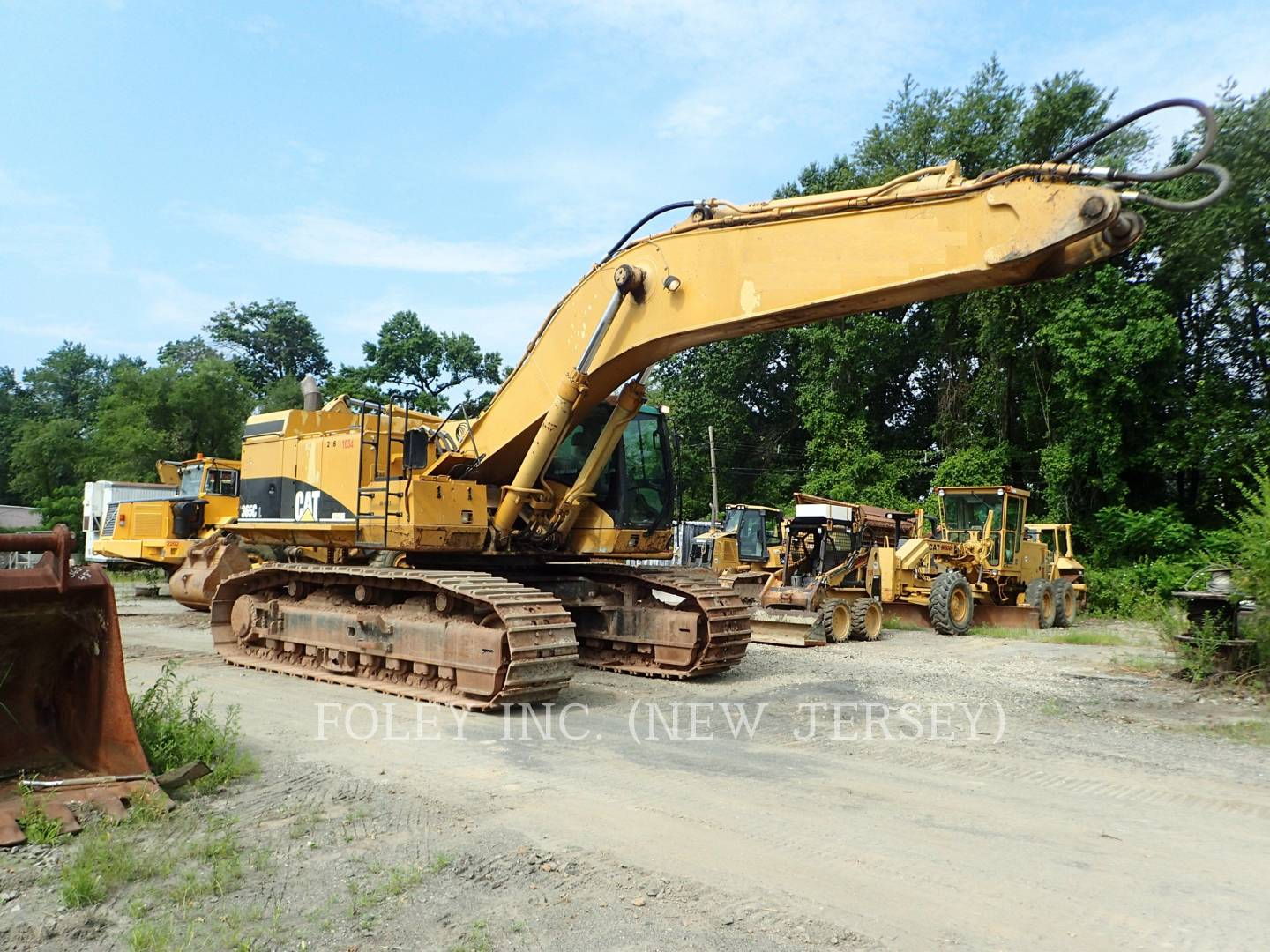 Buy & Rent Used Cat Equipment for Sale - NJ, PA, Staten