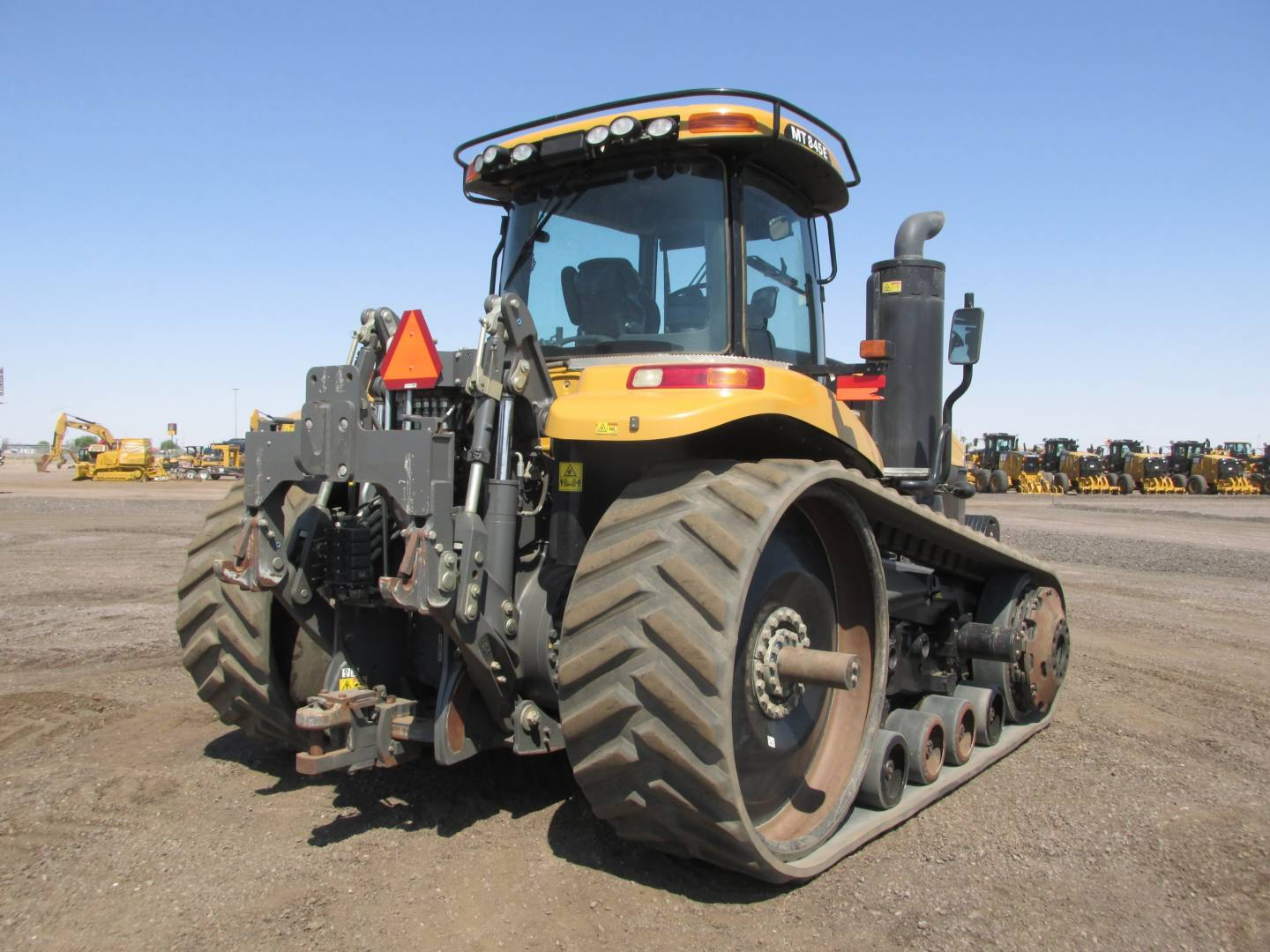 Used 2014 Agco-challenger MT845E for sale - Ag Tractors | Holt Ag