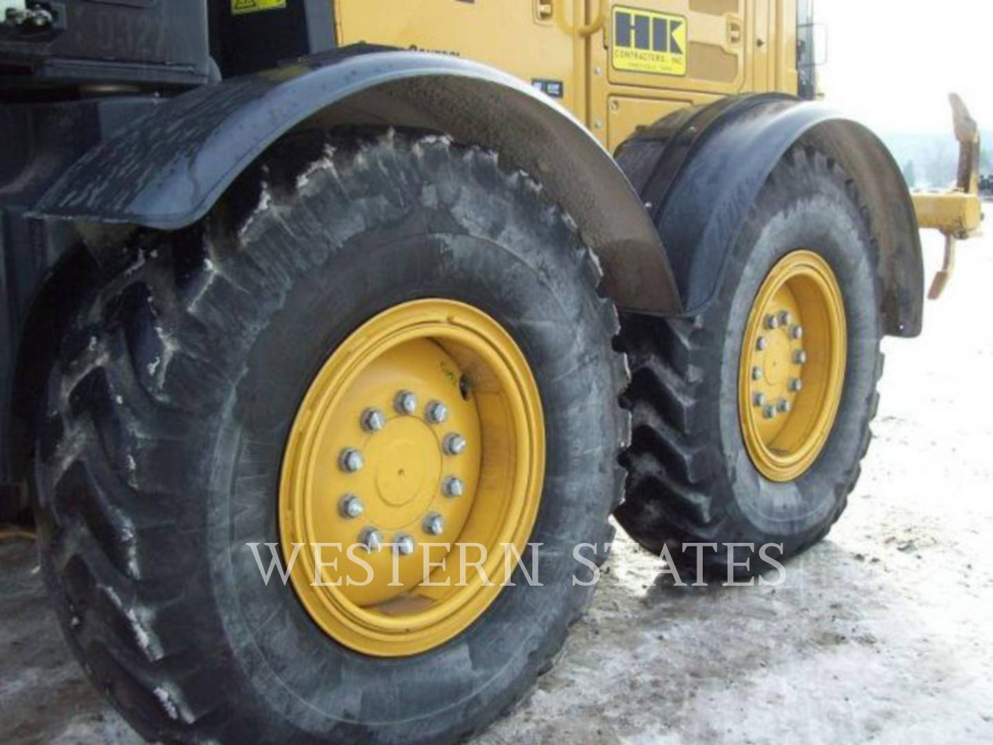 2012 CATERPILLAR 140M2 image12