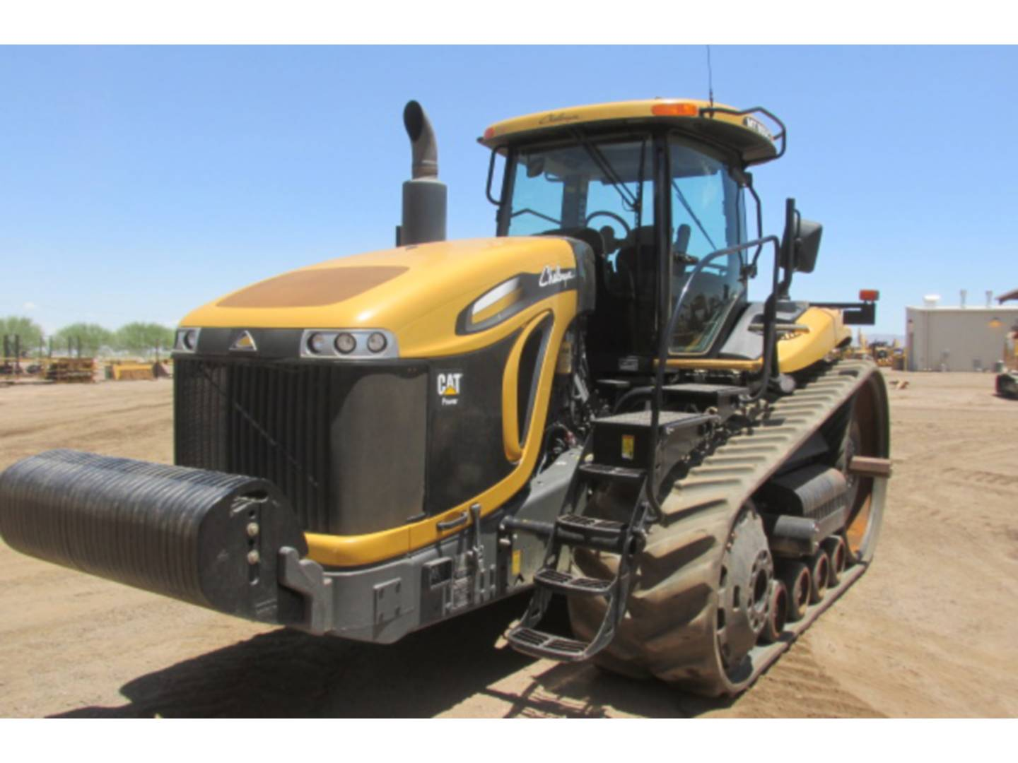 Used 2013 Agco Challenger Mt855c For Sale Whayne Cat