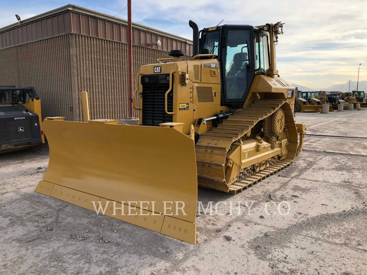 Used Cat® Dozers & Track Type Tractors For Sale in Utah