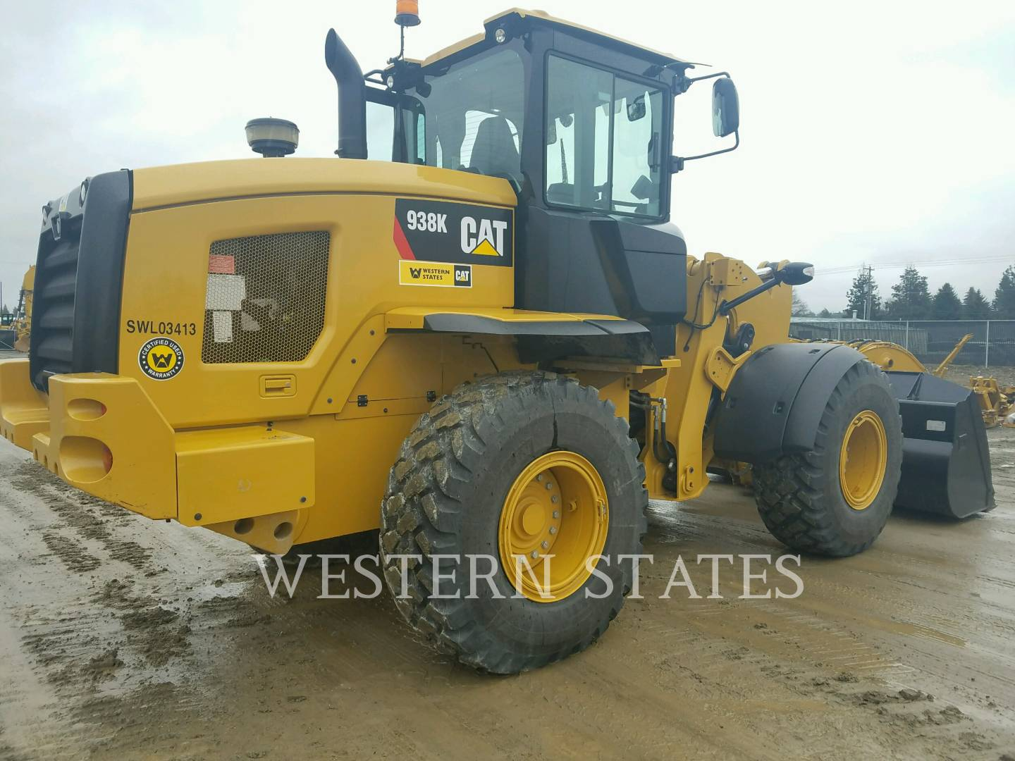 2014 CATERPILLAR 938K image3