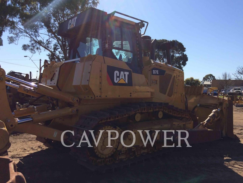 CATERPILLAR D7E Page | Cavpower