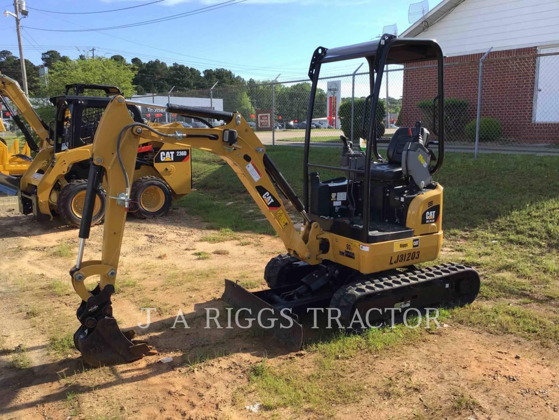 2018 Caterpillar 301 7DCR   Riggs CAT