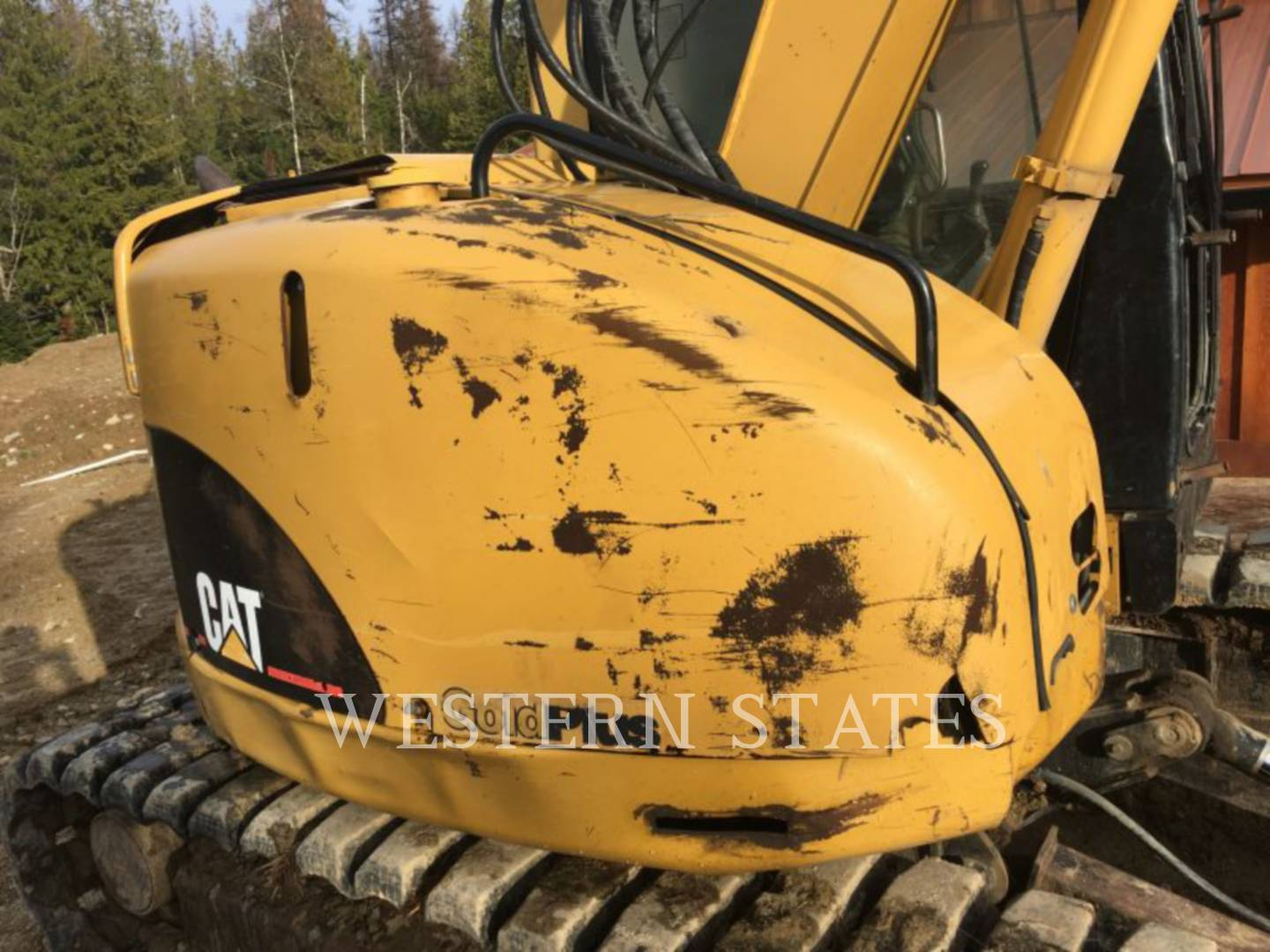 2004 CATERPILLAR 308CCR image11