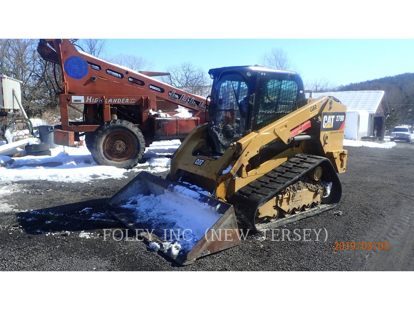 Used 2016 Caterpillar 279D for Sale in NJ, PA, DE and Staten Island