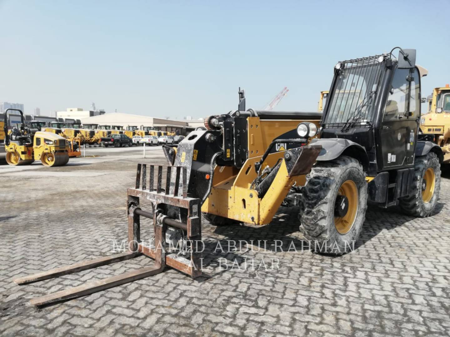 Model # TH417DLRC - skid steer loaders
