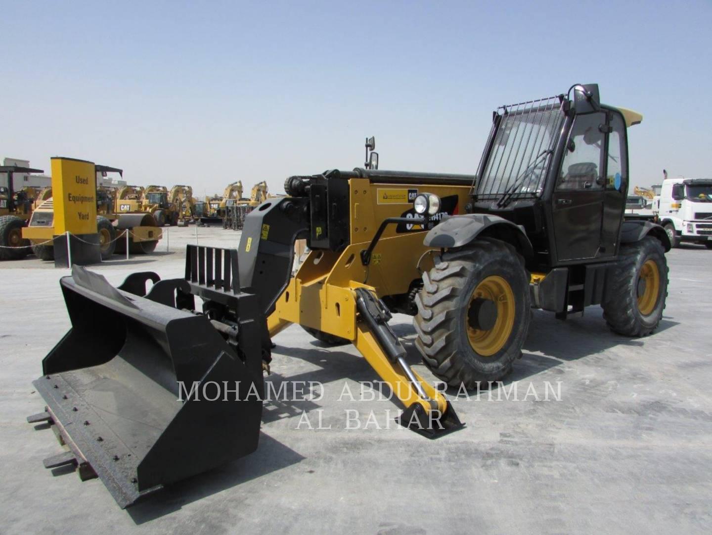 Certified Used Cat® Telehandler for Sale in UAE, Kuwait, Qatar, Oman