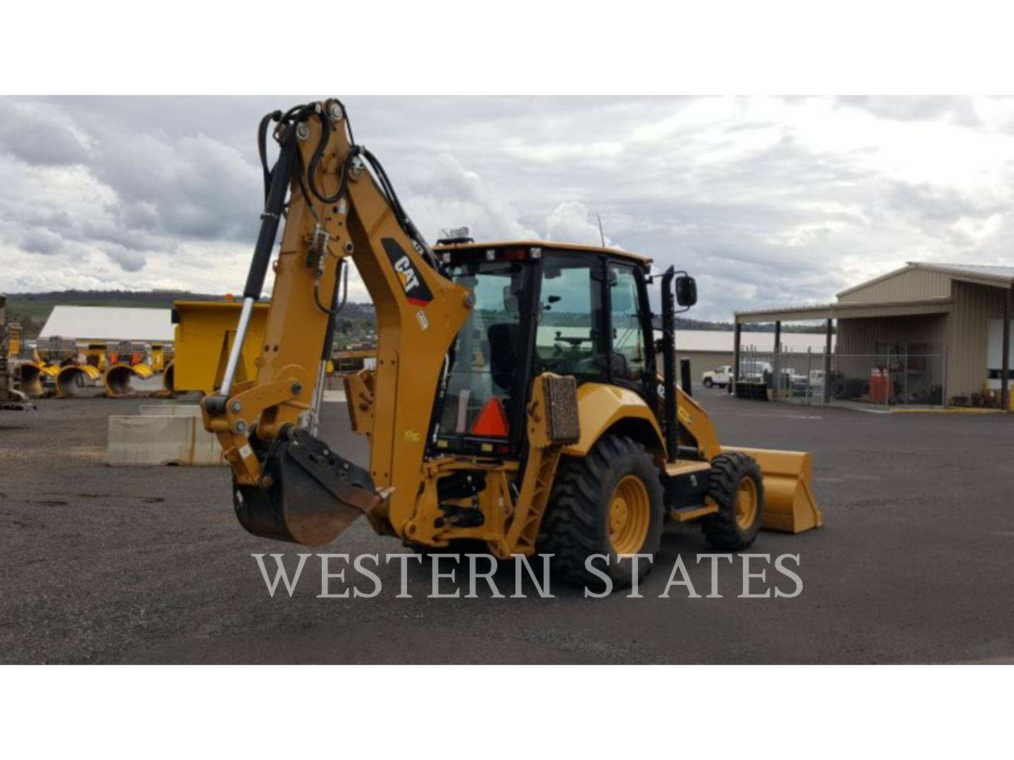 2015 CATERPILLAR 420F2ST image2