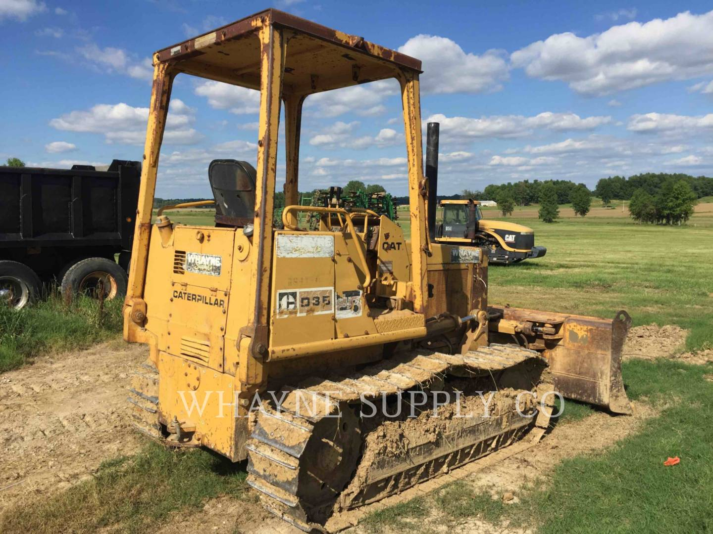 Whayne Walker Cat | Used 1984 Caterpillar D3B for Sale - Whayne