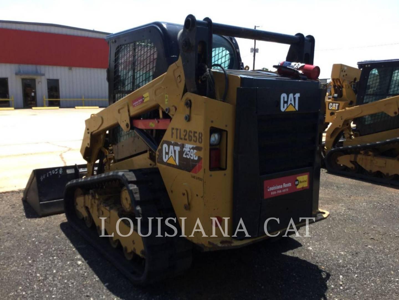 Used 2014 Caterpillar 259D For Sale   Louisiana Cat