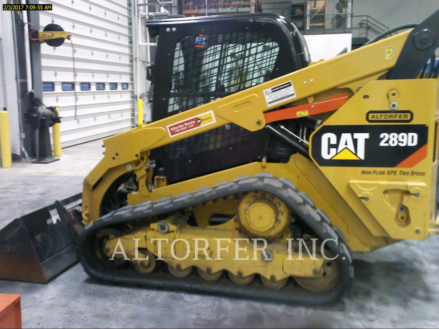 caterpillar dozer serial number location