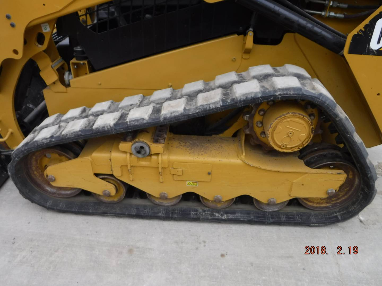 Whayne Walker Cat | Used 2015 Caterpillar 259D for Sale