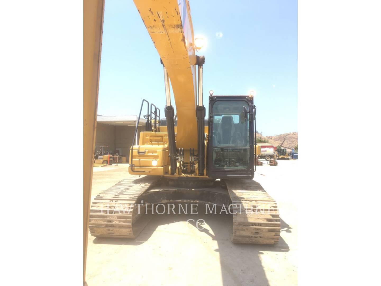 Used San Diego Track Excavators 326f Serial